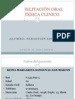 Ficha Clinica Margarita Sandoval