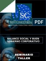Balance Social y Buen Gobierno Cucuta