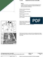 RA Rem Placement de l'Arbre à Cames (M43)