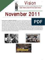 1 November 2011