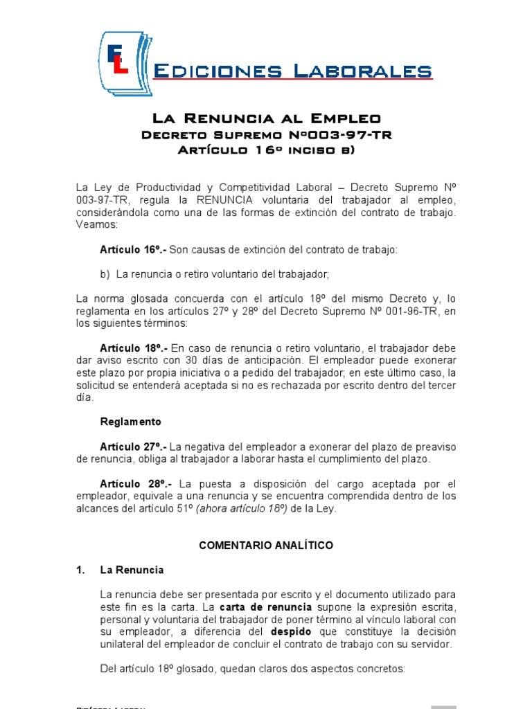 Excelente Plantilla De Aviso De Trabajo Molde - Ejemplo De ...