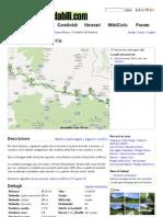 5. Brunico - San Candido Ciclabile Val Pusteria in Mountain Bike _ Bicicletta - Mappa Percorso Ciclabile