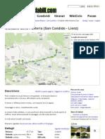 6. San Candido - Lienz Ciclabile Della Pusteria (San Candido - Lienz) in Mountain Bike _ Bicicletta - Mappa Percorso Ciclabile