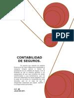 CONTABILIDAD DE SEGUROS