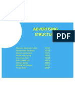 MANPER Advertising Structure