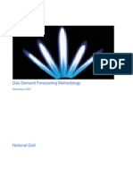 Gas Demand Forecasting Methodology 1