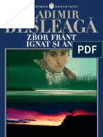 Besleaga Vl - Zbor Frant
