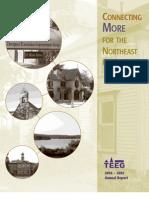 TEEG Annual Report 2004-2005