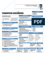 Encuesta sobre escolares en el Perú
