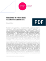 Eduardo Gruner Racismo Modern Id Ad