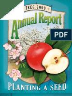TEEG Annual Report 2009-2010