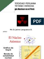 Energia Nuclear en El Peru