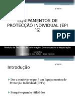 EQUIPAMENTOS DE PROTECÇÃO INDIVIDUAL (EPI´S)_v0.2