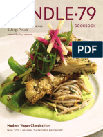 Recipes from the Candle 79 Cookbook by Joy Pierson, Angel Ramos, and Jorge Pineda