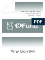 Hacking Gamification