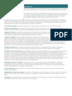 Glossário de Governança Corporativista