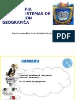 CARTOGRAFIA CLASE