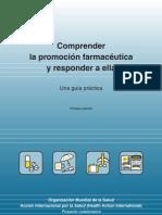 OMS AIS 2010 Promocion Farmaceutica