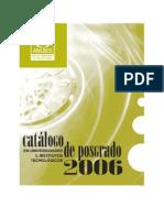 Catalogo Version Final 2006