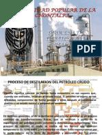 2.2 Destilacion primaria