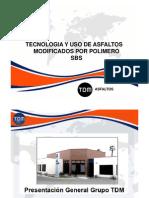 TDM asfaltos [pps]