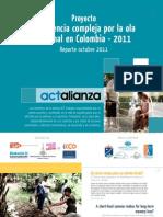 Boletín 1- ACT Appeal Colombia