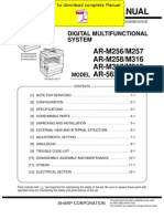 SHARP_AR-M256_AR-M257_AR-M258_AR-M316_AR-M317_AR-M318_AR-5625_AR-5631_Service_Manual_pages