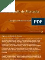 El Estudio de Mercados 090918195728 Phpapp02