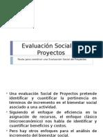 Pauta Para Construir Una Evaluación Social De Proyectos (1)