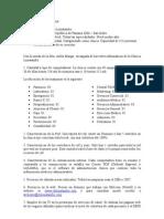 Informe de Clínica Limatambo