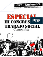 Especial Congreso Trabajo Social 2011