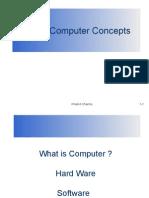 Computer Concepts