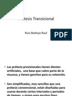 Protesis Transicional