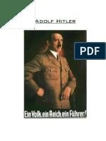 Edson Carneiro dos Santos - Adolf Hitler - Pequena História