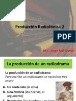 Producción Radiofónica 2