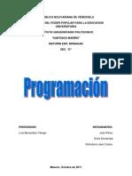 programacion I