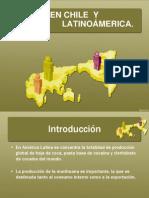 Drogas en Chile