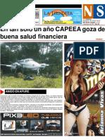 CONTRA-PORTADA SEMANARIO NOTISEMANA N. 23