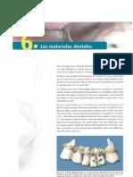 Los Materiales Dentales
