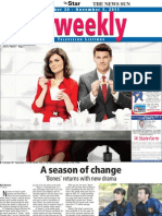 TV Weekly - October 30, 2011
