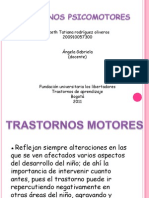 TRASTOR Psicomotricidad Tatiana