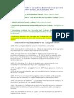 Derecho Laboral - 1er. Parcial-1