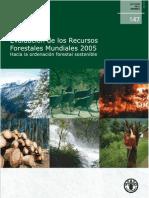 Evaluacion Mundial Recursos Forestales_2005