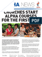Alpha News Oct Edition
