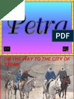 City of Petra - Jordon