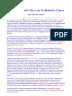 Breve Storia Della Medicina Tradizionale Cinese