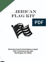 FOUND 2005 USFlag Activity Kit
