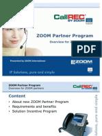 20090122_ZOOM Partner Program