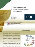 Methodologies of Environmental Impact Assessment