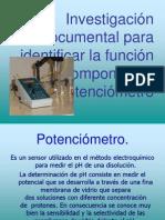 Componentes Del Potenciometro